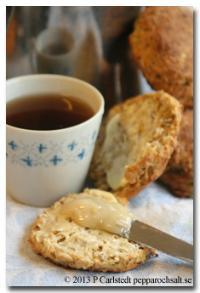 snabba frukostbullar filmjölk